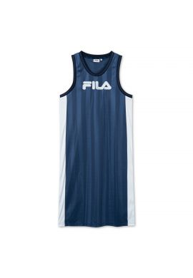 "Vestido chica tipo baloncesto FILA ""FALA"" blue"