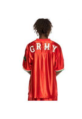"Camiseta fútbol americano GRIMEY ""The Loot"" red"