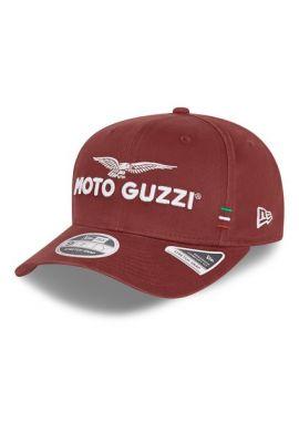 "Gorra 9Fifty NEW ERA ""Moto Guzzi"" washed cotton"