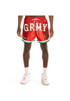 "Pantalón baloncesto GRIMEY ""The Loot"" red"