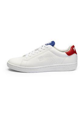 """Zapatilla FILA """"Crosscourt 2 NT"""" white red blue"""