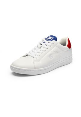 "Zapatilla FILA ""Crosscourt 2 NT"" white red blue"
