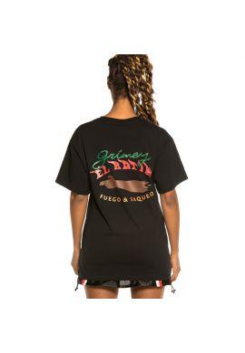 """Camiseta unisex GRIMEY """"El Botin"""" black"""