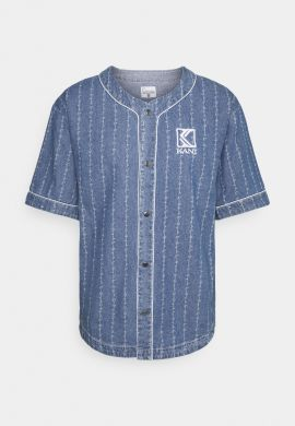 "Camiseta Beisbolera vaquera KARL KANI ""Originals Denim"" blue light"