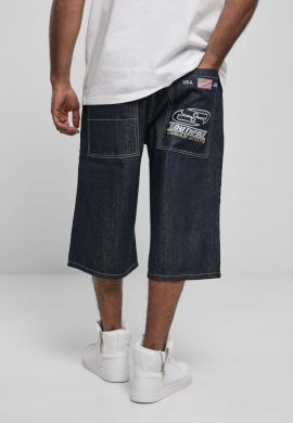 Pantalones vaqueros cortos SOUTHPOLE SP81 indigo