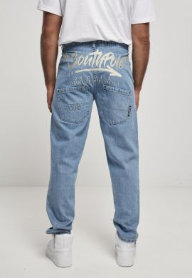 Pantalón vaquero largo SOUTHPOLE SP074 light denim