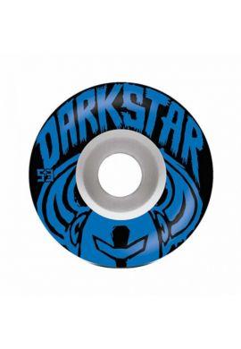 """Ruedas skateboard DARKSTAR """"Divide"""" blue"""