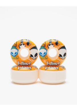 "Ruedas skateboard BLIND ""Random"" orange"