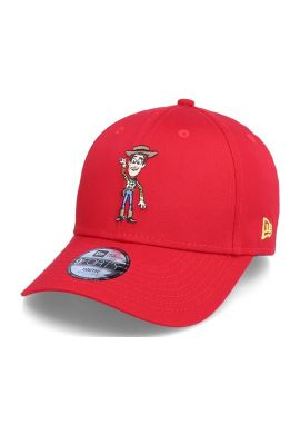 """Gorra junior New ERA """"Toy Story - Sheriff Woody"""" red"""