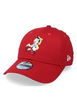 "Gorra junior NEW ERA ""Pinocho"" red"