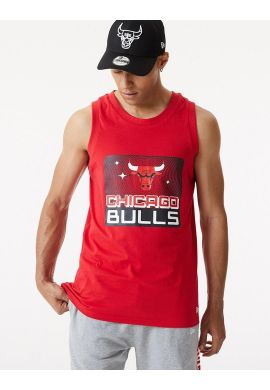 """Camiseta tirantes NEW ERA """"Chicago Bulls Graphic"""" red"""