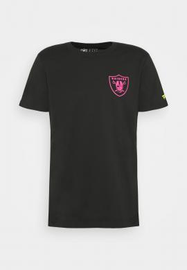 """Camiseta NEW ERA """"Las Vegas Raiders - Hotel California"""" black"""