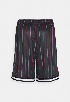"Pantalón corto basket KARL KANI ""Signature Gradient"" black red blue"