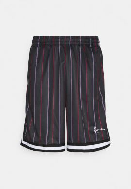 "Pantalón corto basket KARL KANI ""Signature Gradient"" black red blue"