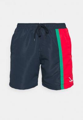 """Pantalón corto KARL KANI """"Signature Block Shorts"""" navy"""
