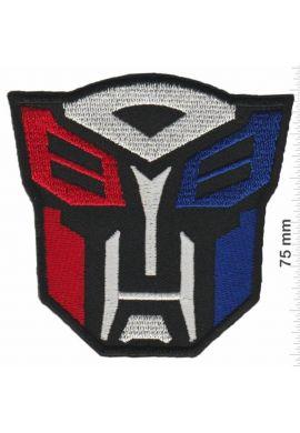 "Parche para ropa ""Transformers - Optimus Prime"""