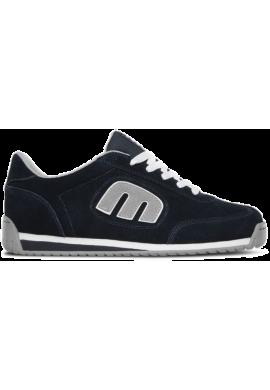 """Zapatillas ETNIES """"Lo Cut II LS"""" dark navy grey"""