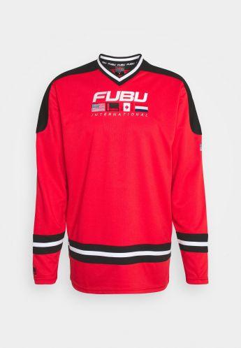 "Camiseta hockey FUBU ""Corporate"" red"