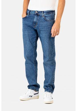 "Pantalones vaqueros REELL ""Barfly"" retro mid blue"
