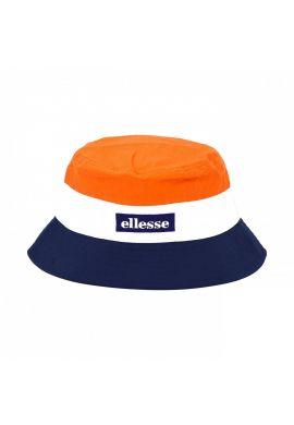 """Bucket hat ELLESSE """"Onzio"""" orange white blue"""