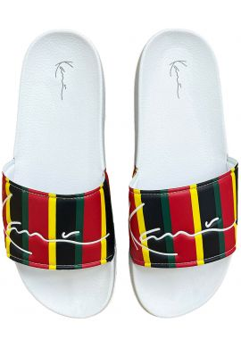 "Chanclas KARL KANI ""Pool Signature"" multicolo"