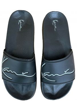 "Chanclas KARL KANI ""Pool Signature"" black"