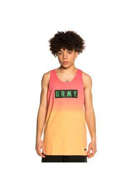 "Camiseta tirantes GRIMEY ""Frenzy Gradient"" pink"