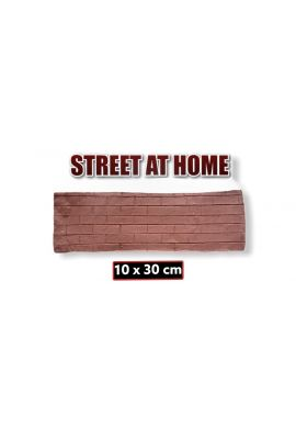 "Muro a escala ""Street at home"""