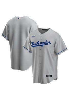 "Camiseta beisbolera NIKE ""Los Ángeles Dodgers"" grey"