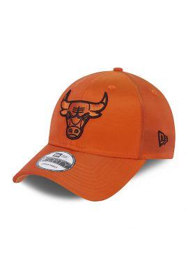 """Gorra curva NEW ERA """"Chicago Bulls Hypertone"""" orange"""
