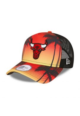 "Gorra trucker NEW ERA ""Chicago Bulls Summer City"" red"