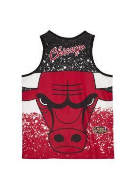 """Camiseta tirantes Mitchell & Ness """"Jumbotron Chicago Bulls"""" sublimated"""