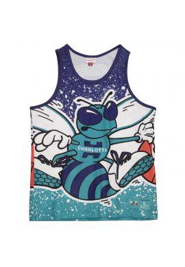 "Camiseta tirantes Mitchell & Ness ""Jumbotron Charlotte Hornets"""