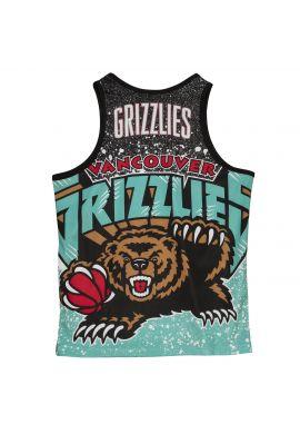 "Camiseta tirantes Mitchell & Ness ""Jumbotron Vancouver Grizzlies"" sublimated"