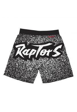 "Pantalones cortos Mitchell & Ness ""Jumbotron Toronto Raptors"" sublimated"