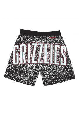 "Pantalones cortos Mitchell & Ness ""Jumbotron Vancouver Grizzlies"" sublimated"