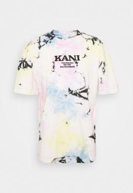 """Camiseta KARL KANI """"Retro Tie Dye"""" multicolor"""