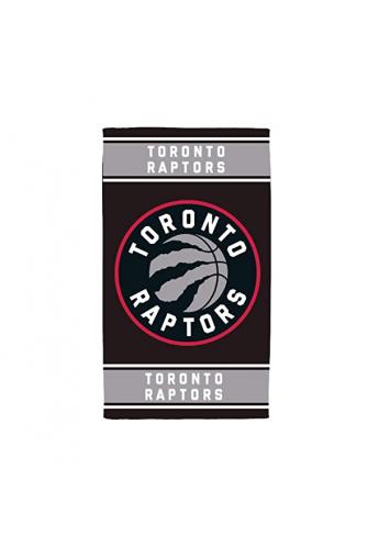 """Toalla FANATICS NBA """"Toronto Raptors"""" black"""