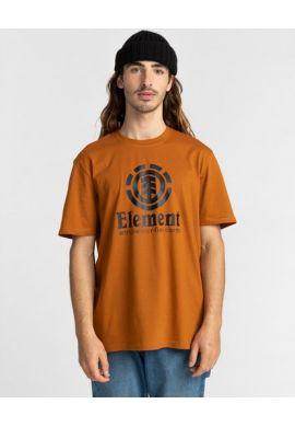 "Camiseta ELEMENT ""Vertical"" glazed ginger"