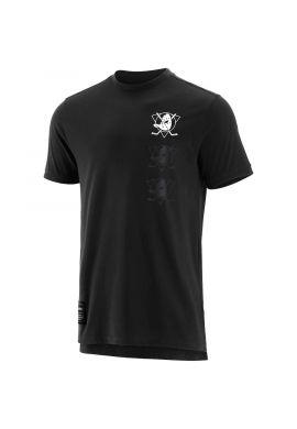 "Camiseta FANATICS NHL ""Ducks Mono"" black"