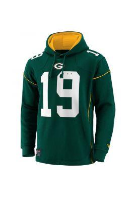 "Sudadera FANATICS ""Franchise Overhead Green Bay Packers"" green"