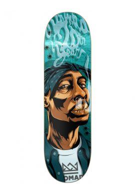 "Tabla skateboard NOMAD ""2 PAC"""