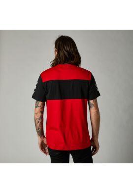 "Camiseta FOX ""Mirer SS Crew tee"" red"