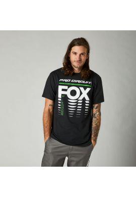 "Camiseta FOX ""Pro Circuit SS"" black green"