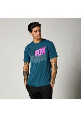 "Camiseta técnica FOX ""Trice SS Tech"" blue pink"