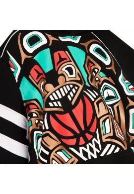 "Sudadera Mitchell & Ness NBA ""Substantial Fleece Vancouver Grizzlies"" black"