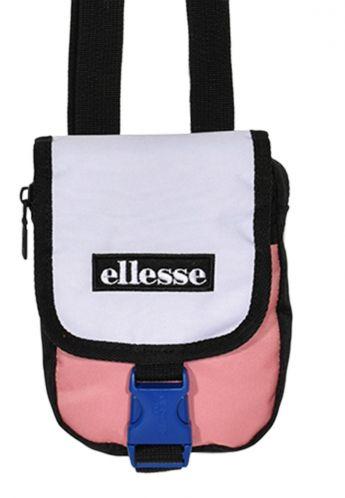 "Bolsito bandolera ELLESSE ""Lalano"" pink black blue"