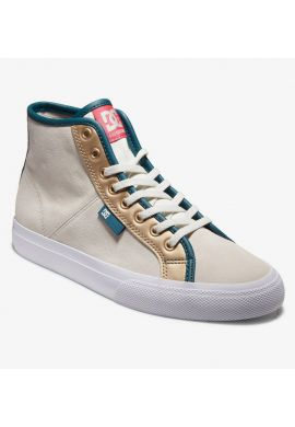 Botines chica DC SHOES Manual ante