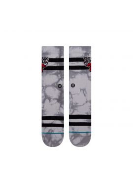 Calcetines STANCE Chicago Bulls dyed grey