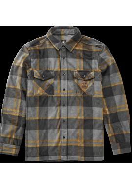 Camisa invierno Etnies Woodsman black brown